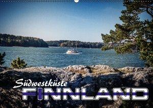 Südwestküste Finnland (Wandkalender 2016 DIN A2 quer)