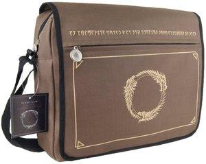 The Elder Scrolls Online - Kuriertasche/Messenger Bag - Ourobour