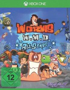 Worms - W. M. D. Weapons of Mass Destruction