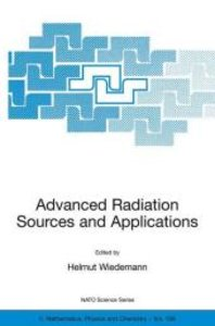 Advanced Radiation Sources and Applications