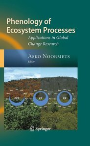 Phenology of Ecosystem Processes