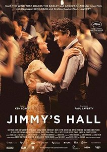 Jimmy's Hall (Blu-ray)