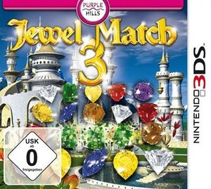 Purple Hills: Jewel Match 3