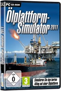 Ölplattform-Simulator 2011