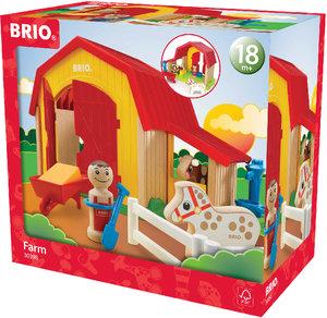 BRIO 30398000 Mein großer Bauernhof