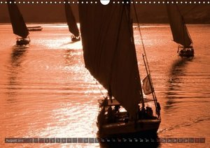 Lifeline Nile / UK Version (Wall Calendar 2015 DIN A3 Landscape)