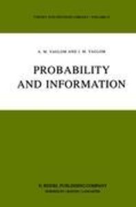 Probability and Information