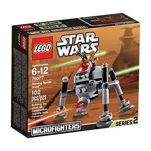 LEGO Star Wars 75077 - Homing Spider Droid
