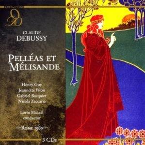 Pelleas Et Melisande (Rome 1969)