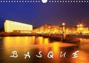 BASQUE (Wall Calendar 2015 DIN A4 Landscape)