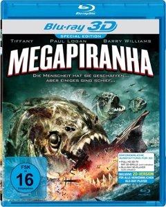 Megapiranha (3D Shutter)