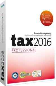 tax 2016 Professional