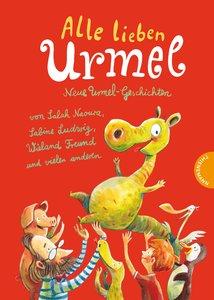 Alle lieben Urmel, Neue Urmel-Geschichten von Salah Naoura, Sabi