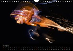 Musica furiosa (Wandkalender 2016 DIN A4 quer)