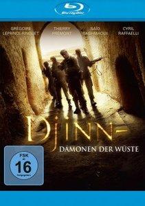 Djinn-Dämonen der Wüste BD