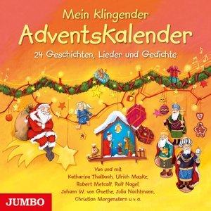 Mein Klingender Adventskalender.24 Geschichten,