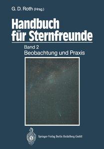 Handbuch für Sternfreunde
