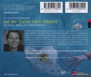 Kleine Drache Kokosnuss A.D.Suche Nach Atlantis