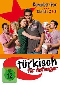 Türkisch für Anfänger Komplettbox,St.1-3
