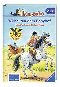 Leserabe: Wirbel auf dem Ponyhof