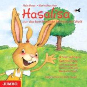Moost: Hasalisa oder das berühmteste Lächeln/CD