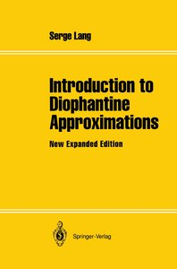 Introduction to Diophantine Approximations