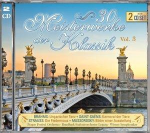 30 Meisterwerke der Klassik-Vol.3