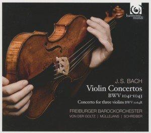 Violinkonzerte BWV 1041-1043 & 1064r
