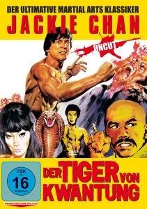 Jackie Chan-Der Tiger Von Kwantung