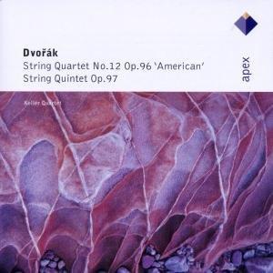 Streichquart.op.96/Quint.op.97