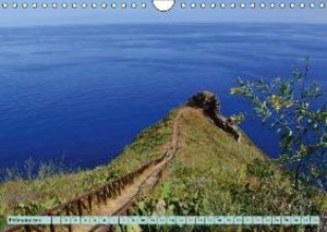 THE ISLAND OF MADEIRA (Wall Calendar 2015 DIN A4 Landscape)