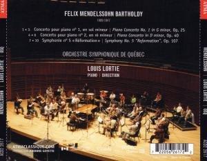 PiaConcertos 1 & 2,Sinfonie 5