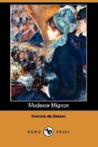 Modeste Mignon (Dodo Press)
