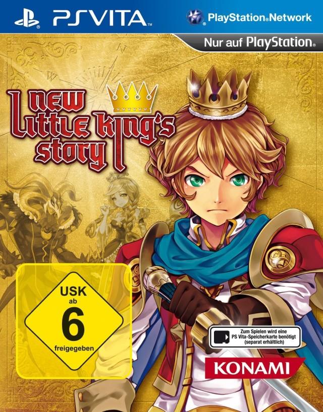 New Little Kings Story (PS Vita) - zum Schließen ins Bild klicken
