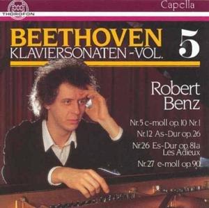 Klaviersonaten Vol.5