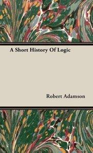A Short History of Logic