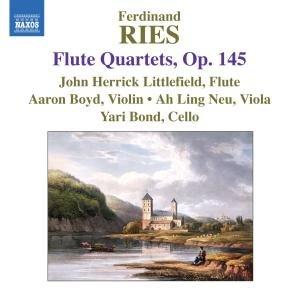 Flötenquartette op.145 1-3