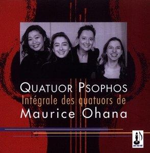 Int?grale des quatuors/Quators 1 ? 3