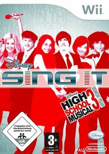 Disney Sing it - High School Musical 3 - Senior Year