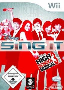 Disney Sing it - High School Musical 3 - Senior Year