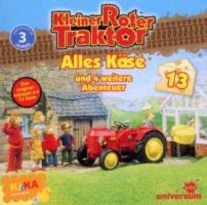 Kleiner Roter Traktor 13 Audio:Alles Käse und 5 we