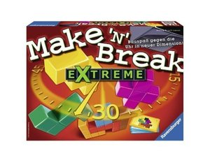 Ravensburger 26432 - Maken Break Extreme