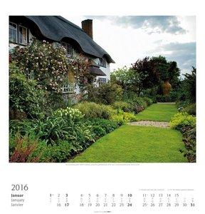 Englische Parks und Cottages 2016