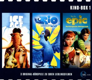 Kino-Box 1. Ice Age / Rio / Epic