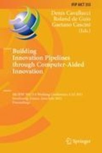 Building Innovation Pipelines through Computer-Aided Innovation