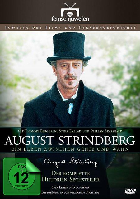 August Strindberg-Ein Leben - zum Schließen ins Bild klicken