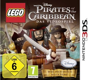 LEGO Pirates of the Caribbean - Das Videospiel (3DS)