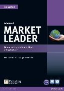 Market Leader Advanced Coursebook (with DVD-ROM incl. Class Aud