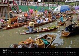 Thailand (Wall Calendar 2015 DIN A3 Landscape)