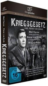 Kriegsgesetz - Liebe, Freiheit und Verrat (Filmjuwelen)